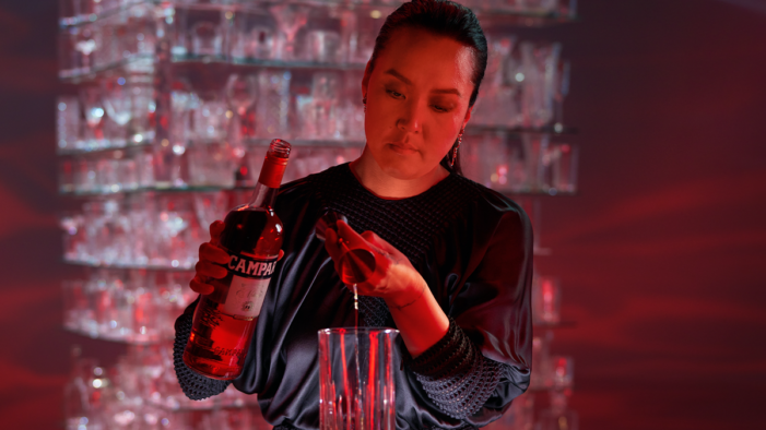 Campari Brings Red Passion To Life In New Digital Campaign