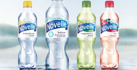 """Brand Refresh for Finland's Most Iconic Water Brand"""