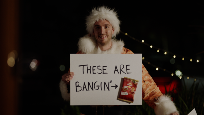 Walkers harnesses power of sausage rolls to raise money for the Trussell Trust,with 'social-first' Christmas ad, starring LadBaby and a raft of celebs