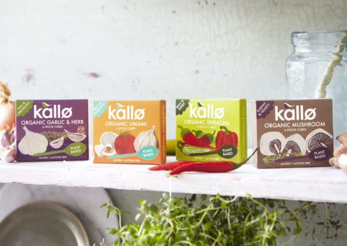 KALLØ Extends Plant-Based Stocks With New On-Trend Flavours