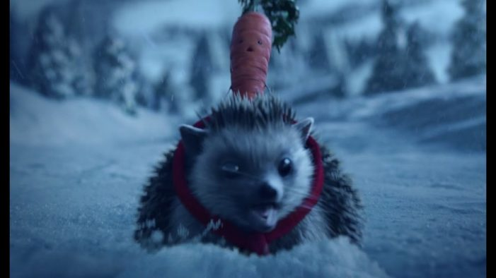 Kevin the Carrot is back! Aldi's Christmas advert premieres featuring the nations favourite root vegetable marking the beginning of the festive season