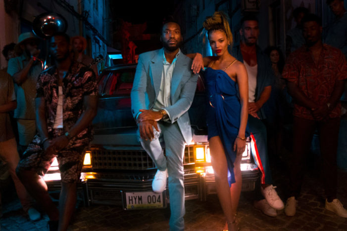 BACARDÍ Launch Global Dance Collaboration with Diversity, Alesha Dixon and Meek Mill