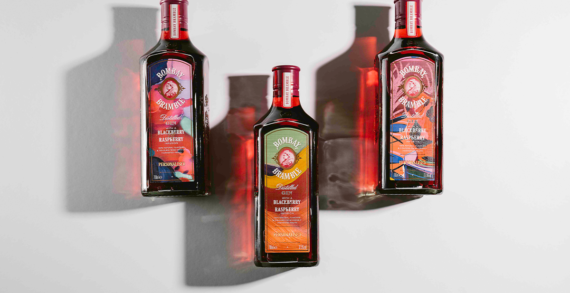 Bombay Sapphire Shines A Light On Trio Of Emerging Artists To Launch Limited Edition Series Of Bombay Bramble Gin