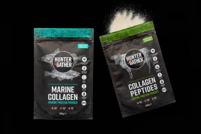 Hunter & Gather Expands Its Collagen Supplement Offer