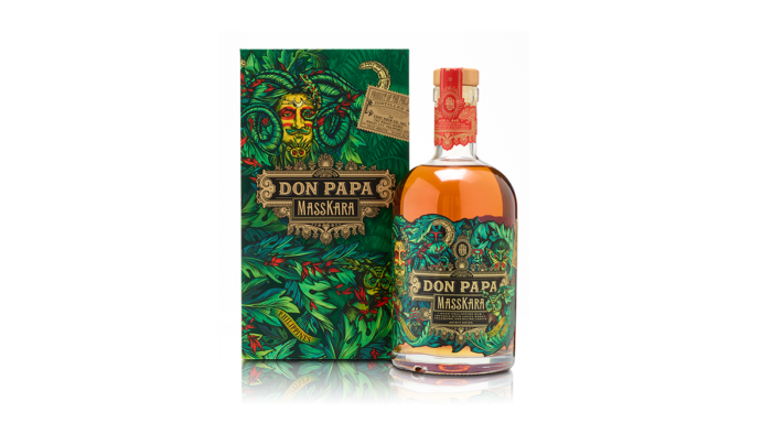 GPA Luxury Create A Designer Pack For Don Papa' Masskara Rum