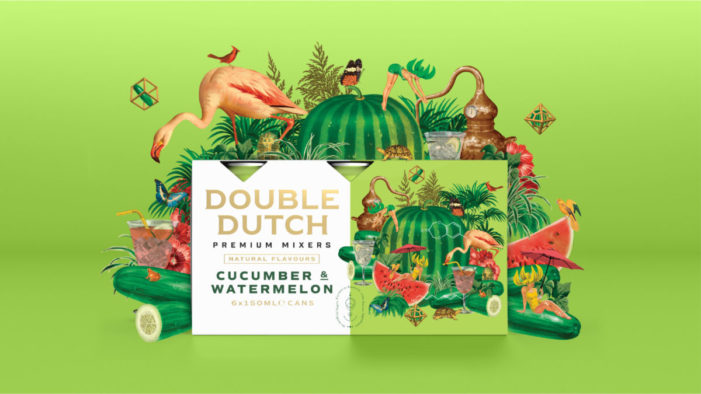 Boundless Brand Design and Double Dutch team up to launch tasty new rebrand