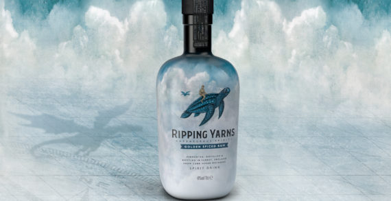 Ripping Yarns Distillery launches with design by Nude Brand Creation