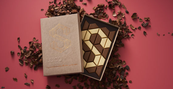 Utilising waste materials to create a de-sirable and sustainable packaging de-sign for premium chocolate.