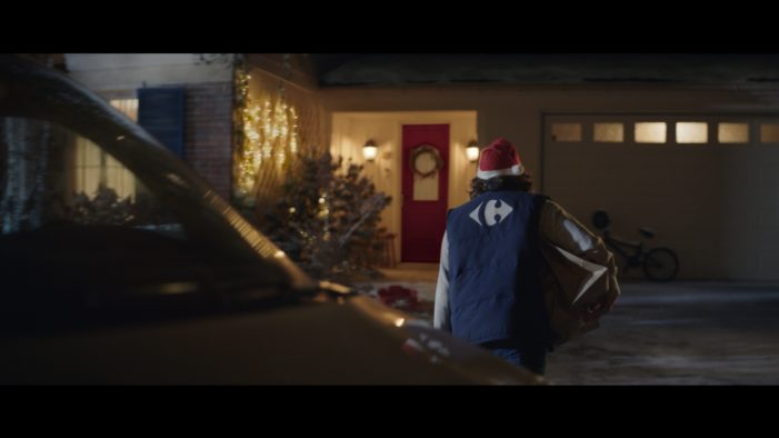 In a 2020 version of a letter to Santa, Carrefour shows its commitment towards customers for this particular Christmas #TheLetterToSanta