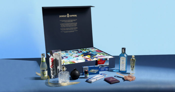 Cocktails and Creativity this Christmas: The 12 Days of Creativity Calendar from Bombay Sapphire gin