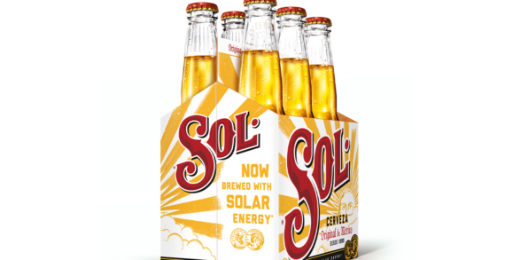 Taste The Sun With SOL, Now Brewed With Solar Energy
