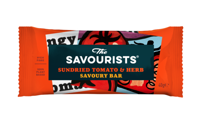 The Savourists Launch New Savoury Snack Bar Range