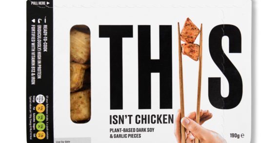 THIS launches new Dark Soy & Garlic Chicken alternative aimed at stir-fry lovers
