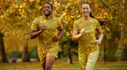 Weetabix On The Go launches sportswear using 100% recycled bottles