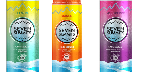 Bulmers Ireland launches Seven Summits hard seltzer