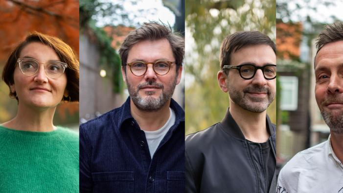 Design Bridge Amsterdam strengthens creative leadership with three new Creative Directors