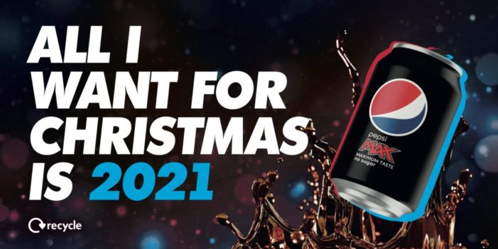 """Pepsi Max Refreshes – """"Christmas Refreshed"""" Campaign Assets"""