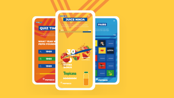 PEPSICO Uses Gamification Technology In The Search For The Next Generation Of Talent