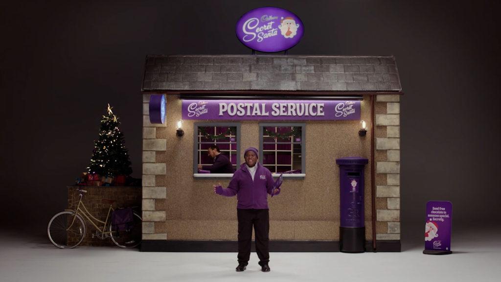 Secret Santa Cadbury