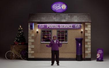 VCCP brings the Cadbury Secret Santa Postal Service online for 2020