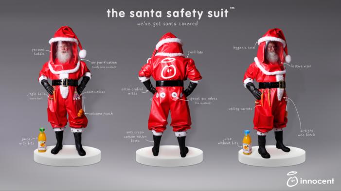 innocent and BMB save Christmas…sort of