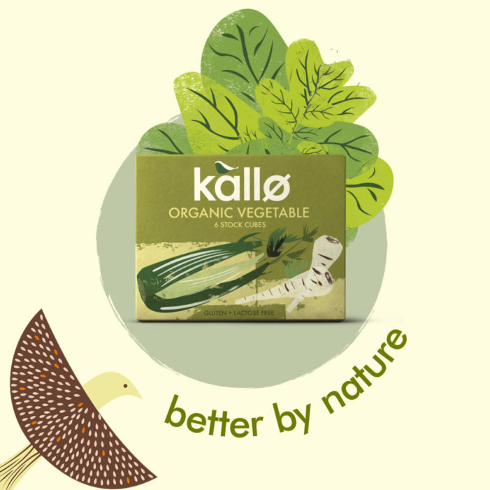 KALLØ Inspires Shoppers To Be 'Better By Nature'
