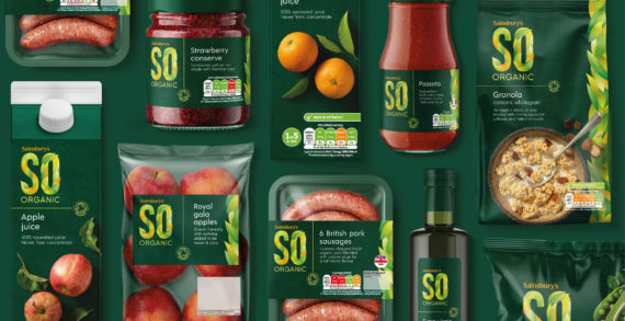 SO Organic Brand Redesign Lives in Harmony With Nature