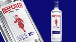 Boundless Brand Design Launch Beefeater's stand out new low alcohol spirit drink exclusively for the Spanish market