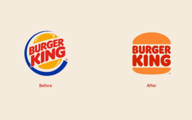 Here's what Burger King's new logo looks like