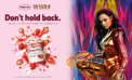 """Häagen-Dazs and Wonder Woman 1984 team up with an empowering call to arms: """"Don't Hold Back"""", spreading  joy and hope  around  the  world"""
