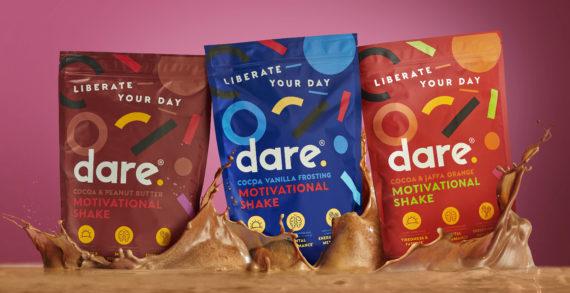 Dare is providing (delicious) motivation this lockdown