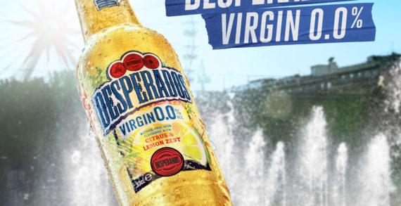 Desperados Launches First Alcohol-Free Innovation, Desperados Virgin 0.0%