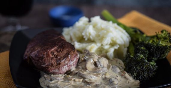 A month of romantic meals: Wild and Game launches February recipe box *sample recipe included*