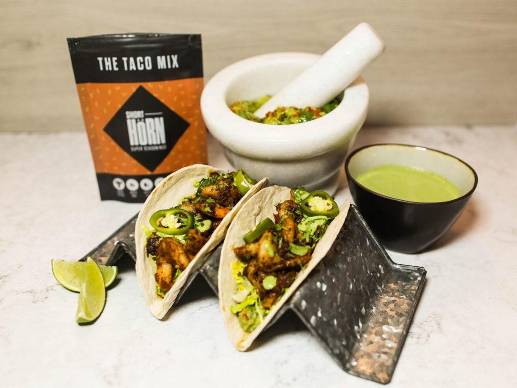 Short-Horn Super Seasonings Taco Mix Recipe