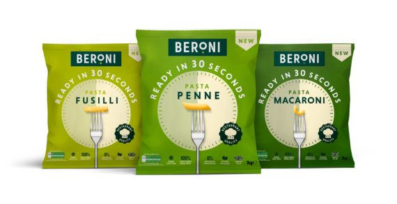 Fresh frozen vegan-friendly pasta available in UK supermarkets for first time