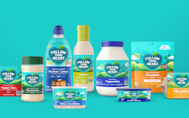 Follow Your Heart, the Plant-Based Pioneer, Celebrates 50 Years with New Brand Identity