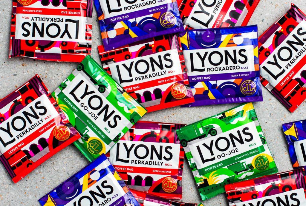 Lyons Coffee