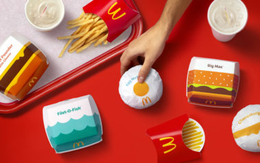 The McDonald's legacy has a new look – Pearlfisher redesigns McDonald's' global packaging system