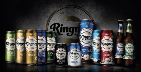 Ringnes brings 'social' packaging to locked down drinkers in Norway