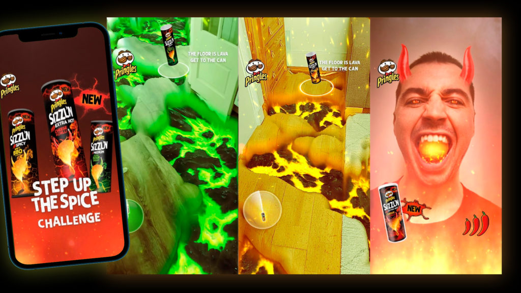 Pringles Project Flame APP