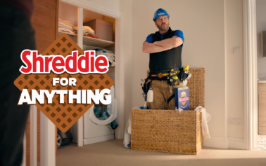 """Nestlé Cereals launches new Shreddies brand campaign """"Shreddie for Anything"""" with Nick 'Get It Done' Knowles"""