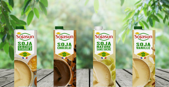 Triballat Noyal takes important step forward with plant-based Sojasun and Sojade products in SIG carton packs