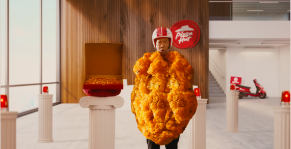 Pizza Hut and KFC go global in the internet breaking collab of 2021
