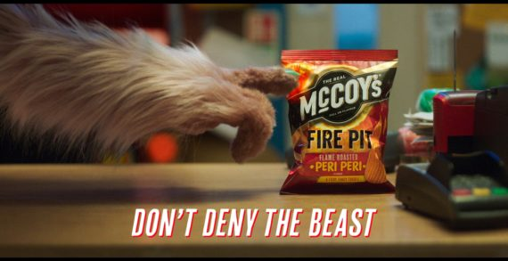 McCoy's unleashes 'The Beast' in new ENGINE Creative campaign for KP Snacks