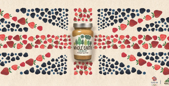 Whole Earth Goes For Gold With Limited Edition Peanut Butter