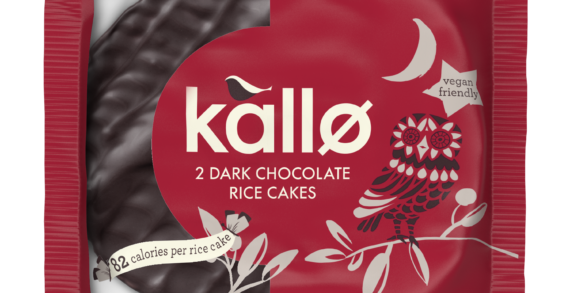 KALLØ Doubles Up Deliciousness With New Twin Pack Topped Rice Cakes