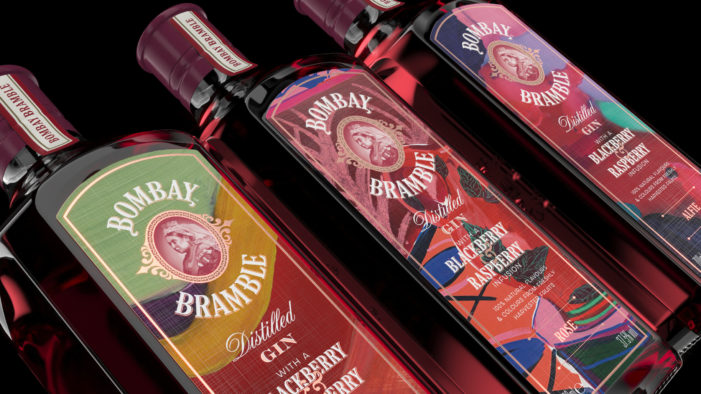 Knockout designs Bombay Bramble, a creative new expression of gin