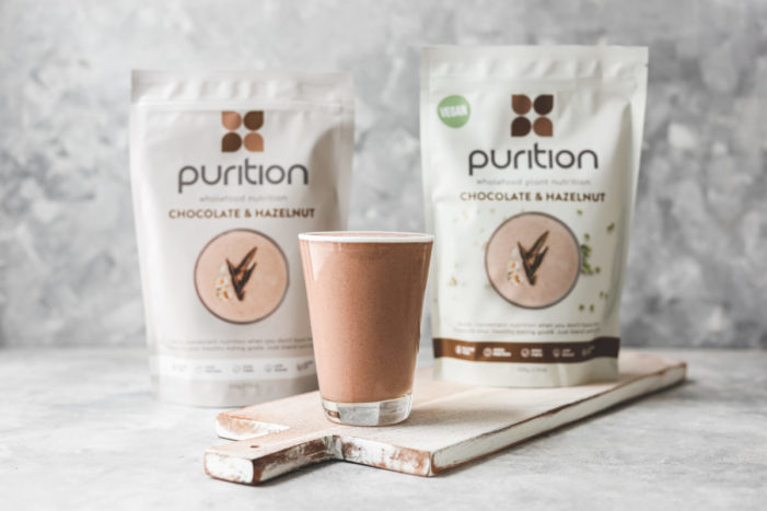 Purition Adds A Velvety Chocolate Hazelnut To Its Deliciously Diverse Flavour Stable In Time For Easter