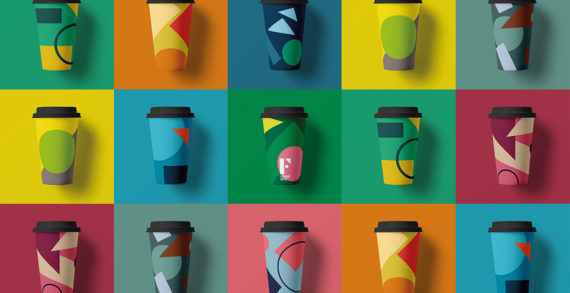 Fireheart Coffee' Branding by Buddy Creative – A Super-Fresh Brand Is Built From Scratch