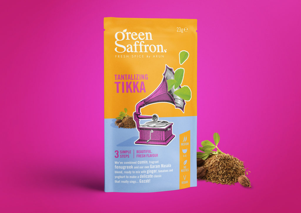 Green Saffron